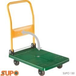 Xe đẩy hàng sàn nhựa SUPO 150