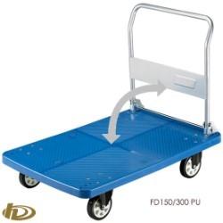 Xe đẩy hàng giá rẻ Feida FD150 PU