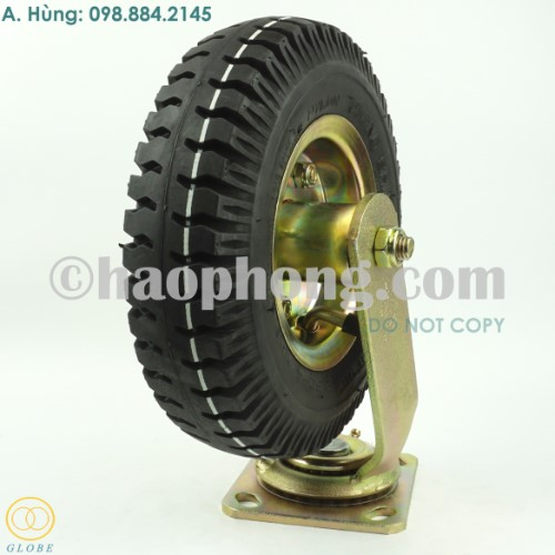 Bánh xe Cao su lốp hơi Globe 250-4